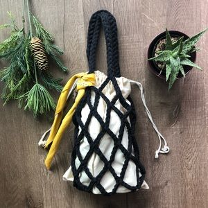 Black Net Bag🌿